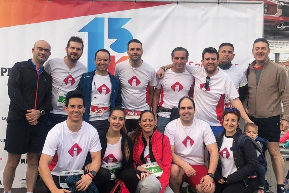 Patrocinamos la 15K de Las Provincias y consolidamos nuestro compromiso con el deporte y los hábitos de vida saludables